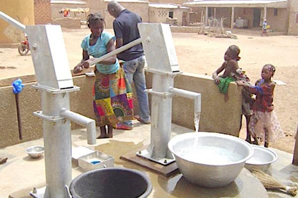 L'accès à l'eau, en forte progression au Togo
