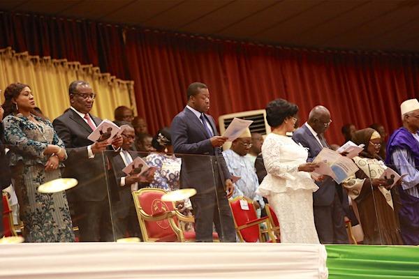 Le Togo rend hommage au Père de la Nation, décédé il y a 15 ans