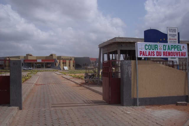 Cour d'appel, Lomé, Togo