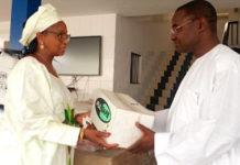 Coronavirus : l'OMS équipe le Togo de matériels de protection