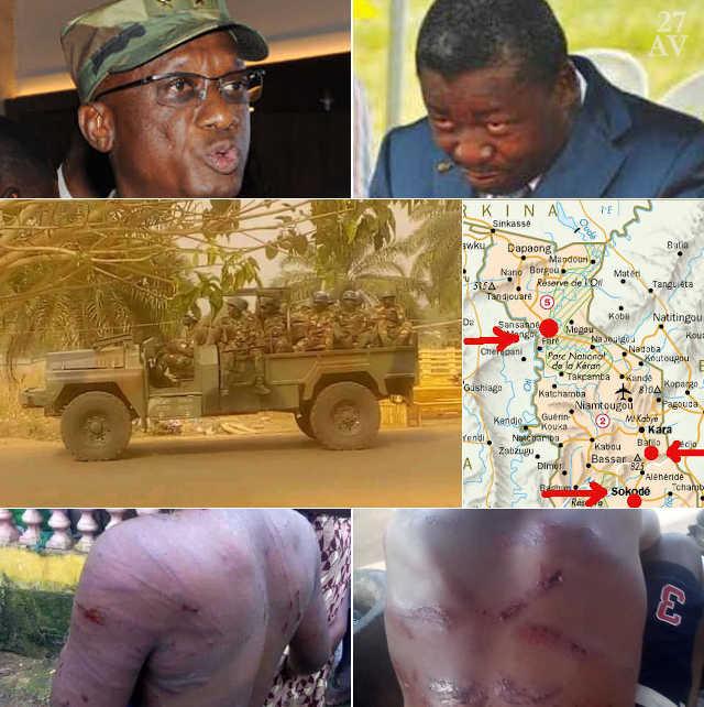 faure-kadanga genocide des tems sokode-bafilo-mango togo