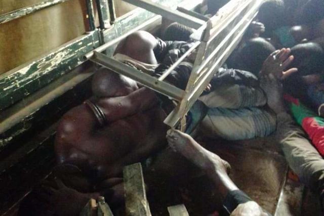 torture des jeunes recruits militaires togolais au camp CETAP