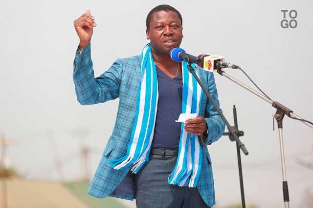 L'usurpateur Faure Gnassingbé | Photo : RT