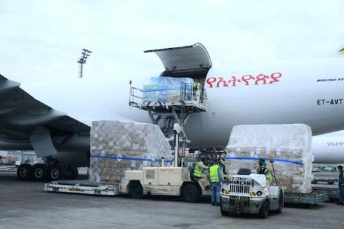 Coronavirus : le Togo a reçu son lot de matériel médical