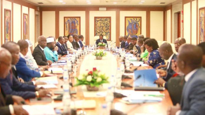 Le gouvernement s'est réuni en Conseil des ministres ce jeudi