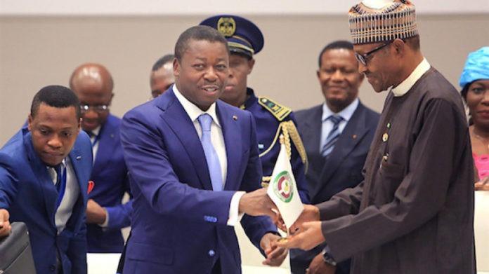 Muhammadu Buhari félicite Faure Gnassingbé et salue le choix de la continuité du peuple Togolais