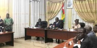 Coronavirus: Premier cas de coronavirus au Togo, le gouvernementrassure