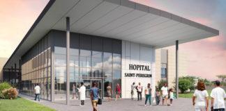 L'Hôpital de référence Saint Pérégrin sera livré début juillet 2020