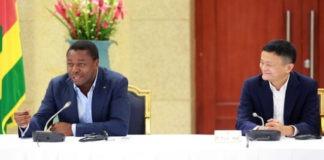 Coronavirus : le Togo bénéficiera d'un don de 20 000 kits de test et plus de 100 000 masques de Jack Ma