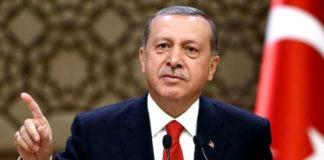 Recep Tayyip Erdoğan félicite Faure Gnassingbé pour sa réélection
