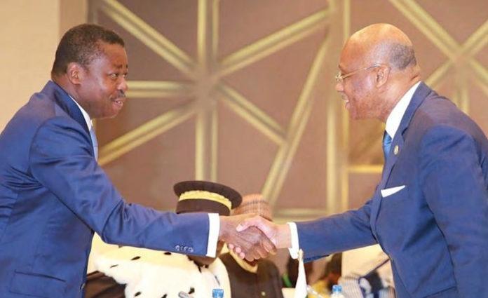 La Cedeao adresse ses félicitations à Faure Gnassingbé