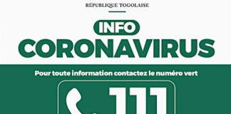 Le Gouvernement active le numéro vert 111 pour toute information liée au Coronavirus