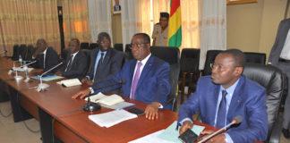 Coronavirus au Togo : le gouvernement fait le point de la situation au corps diplomatique et aux représentants internationaux
