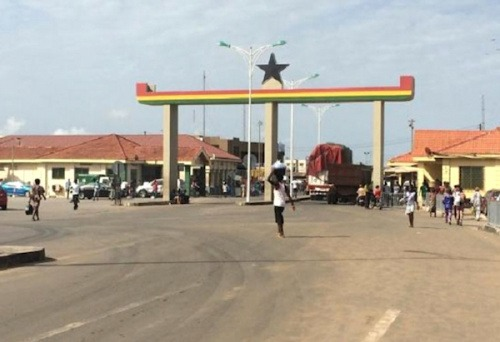 Coronavirus : la frontière Togo-Ghana renforcée