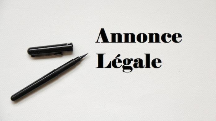 Les frais d'annonce légale pour les créations d'entreprises sont désormais supprimés sur le site du CFE