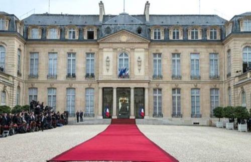 La France « prend note » des résultats de l'élection présidentielle