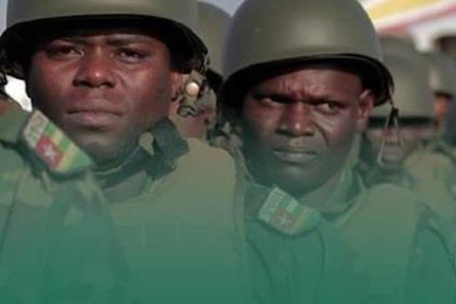 Des éléments des Forces Armées Togolaises | Archives