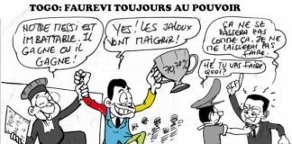 faure gagne election 2020