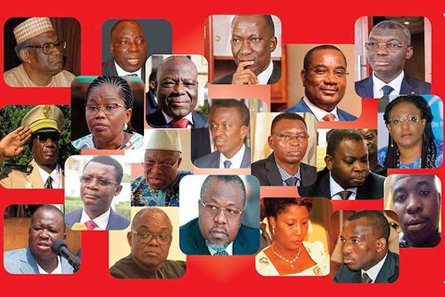 les esclaves de la monarchie des gnassingbé