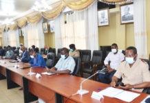 Coronavirus : la Coordination nationale de gestion de la riposte officiellement installée