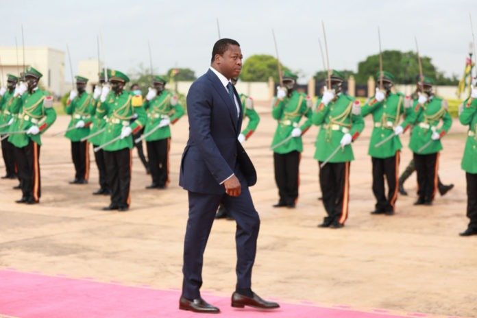 Faure Gnassingbé prêtera serment le 03 mai prochain