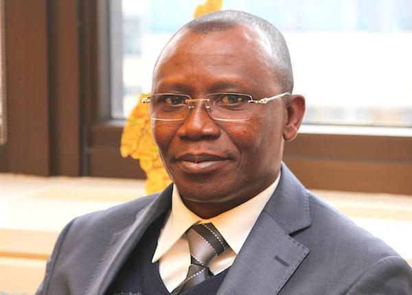 Sani Yaya nouveau président du Conseil des ministres de l'UMOA