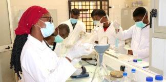 Les scientifiques de l'Université de Lomé se joignent à la riposte contre le Covid-19