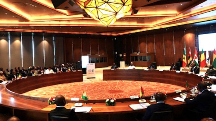 Les Chefs d'Etat de l'Uemoa se réuniront en session extraordinaire par visioconférence le 27 avril