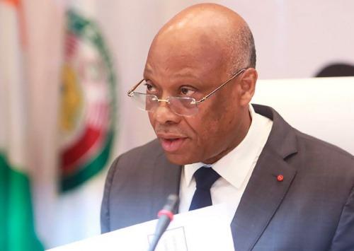 La Cedeao exprime ses condoléances au Togo après le décès de Edem Kodjo, son ambassadeur itinérant