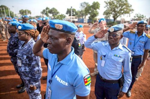 L'ONU célèbre ses casques bleus et rend hommage à deux Togolais