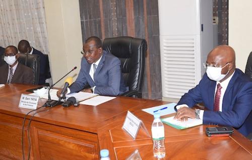 Le gouvernement restera au chevet des microfinances