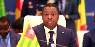 Lutte contre le Covid-19, priorité n°1 du nouveau mandat de Faure Gnassingbé