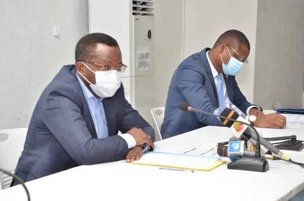 La CNGR salue l'important apport du PNUD au Plan national de riposte