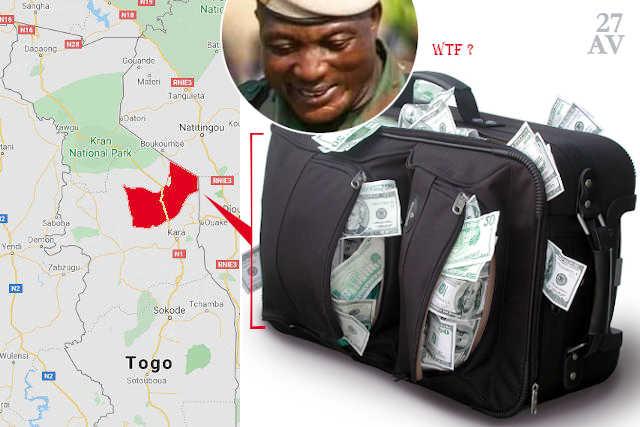 argent pour assassinat de Madjoulba
