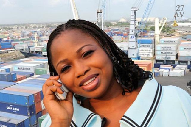 Julie Beguedou Port Autonome de Lomé