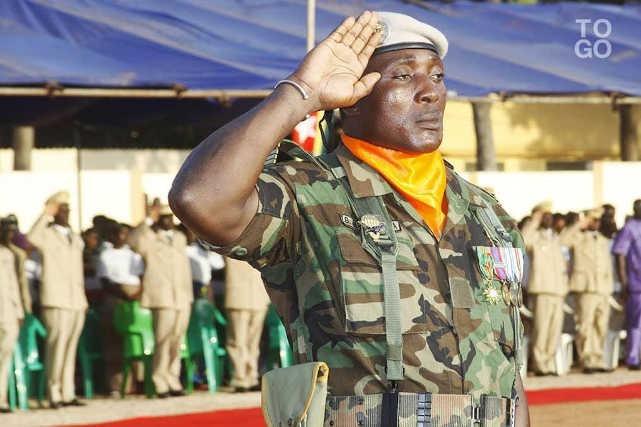 Le Colonel Madjoulba Bitala