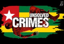 Togo pays des crimes non resolus