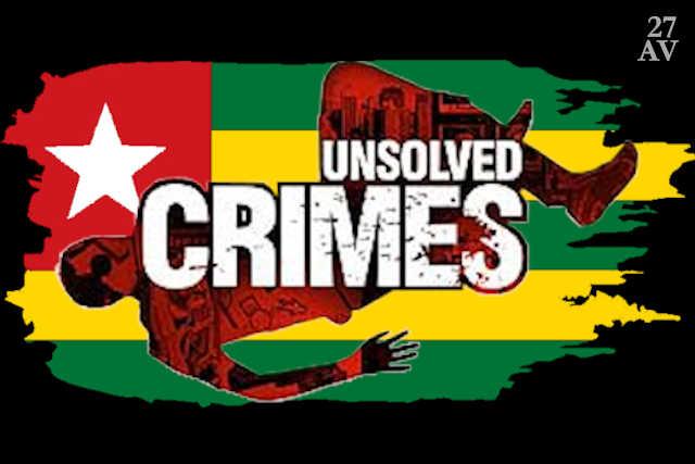 Togo pays des crimes non resolus