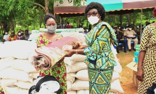 Début de la campagne nationale d'assistance aux victimes des catastrophes