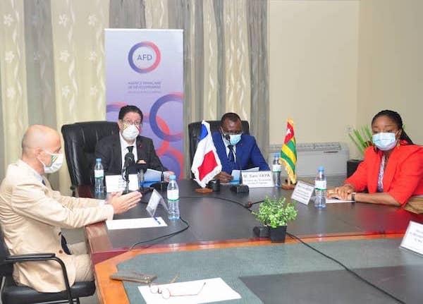 La France accorde 2 milliardsFCFAau Togo, en appui au ProgrammeNovissi