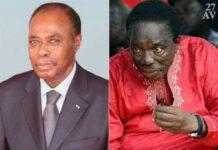 Edem Kodjo et Yaovi Agboyibo