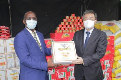 La Chine apporte son concours aux Restaurants Communautaires