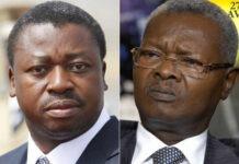 Faure Gnassingbe et Agbeyome Kodjo