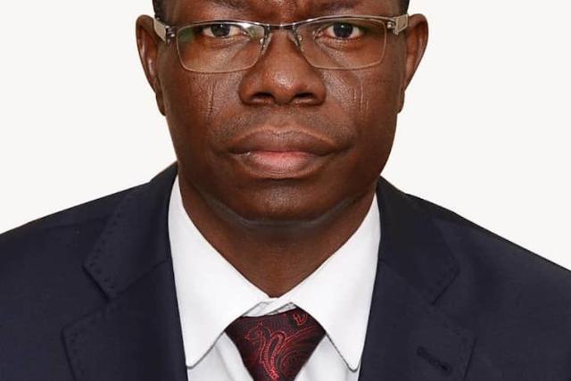 Kimelabalou ABA, DG de GIABA