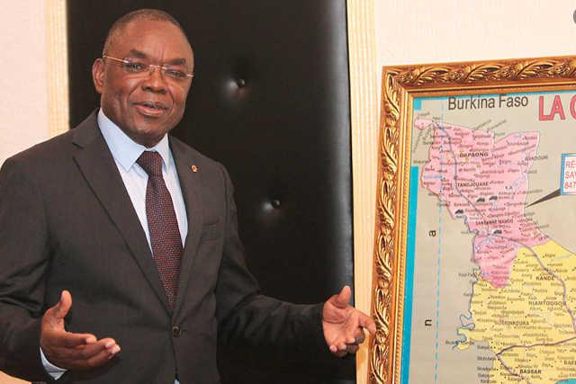 payadowa boukpessi ministre administration territoriale togo