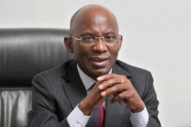 Le coordonnateur de MCA-Togo Stanislas Bamouni Baba