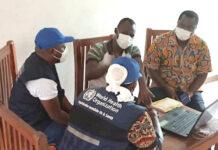 Des médecins volontaires onusiens en renfort