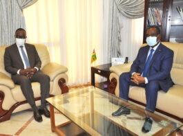 Le Premier ministre s'est entretenu avec le nouveau président de la BIDC