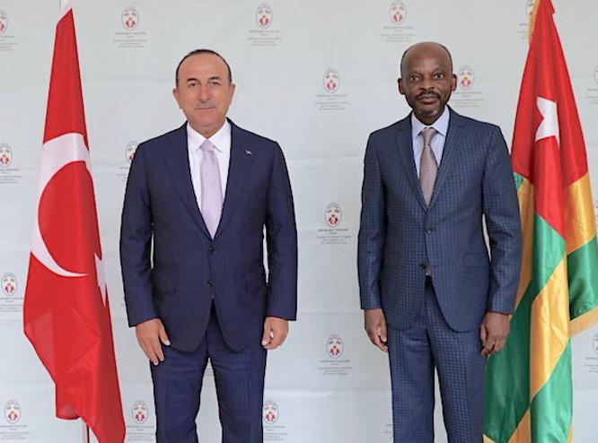 Le Togo et la Turquie se rapprochent davantage