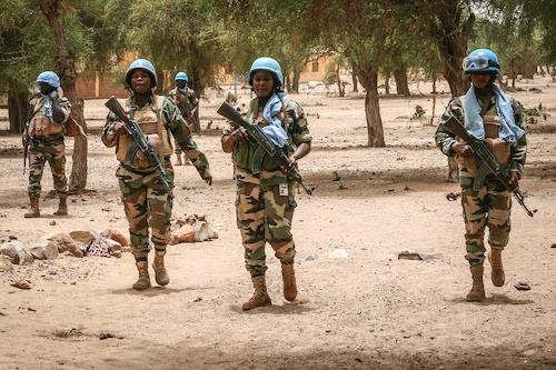 Vers de meilleures formations pour les soldats togolais de la Paix